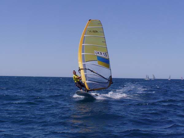 Олександр Тугарєв став чемпіоном України з вітрильного спорту / galsports.com