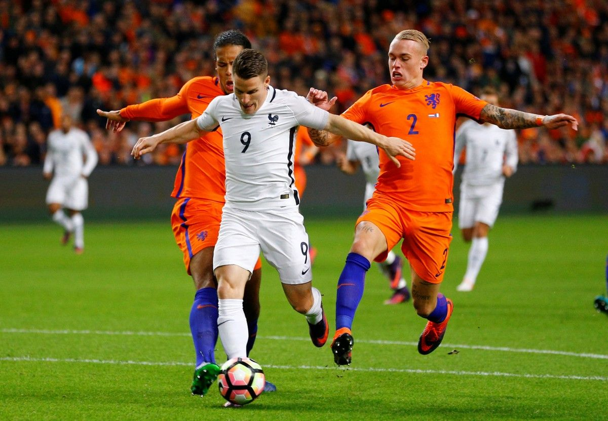 Франция победила Нидерланды / Reuters