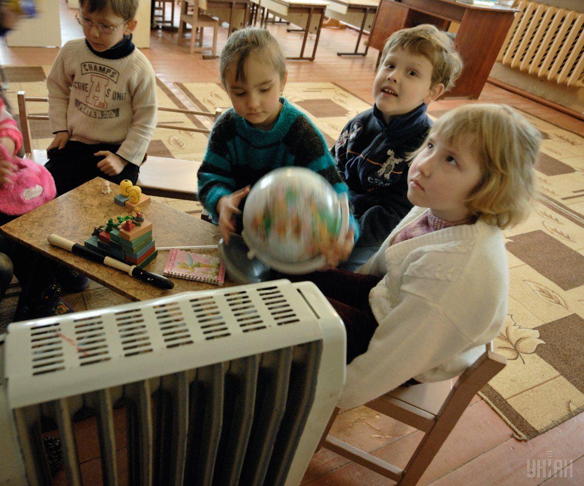 Будет ли отопление в школах / фото УНИАН