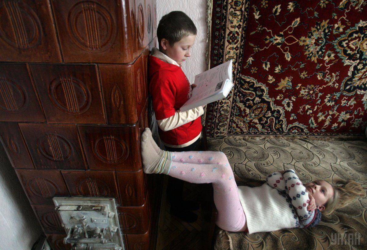 Украина входит в отопительный сезон / фото УНИАН