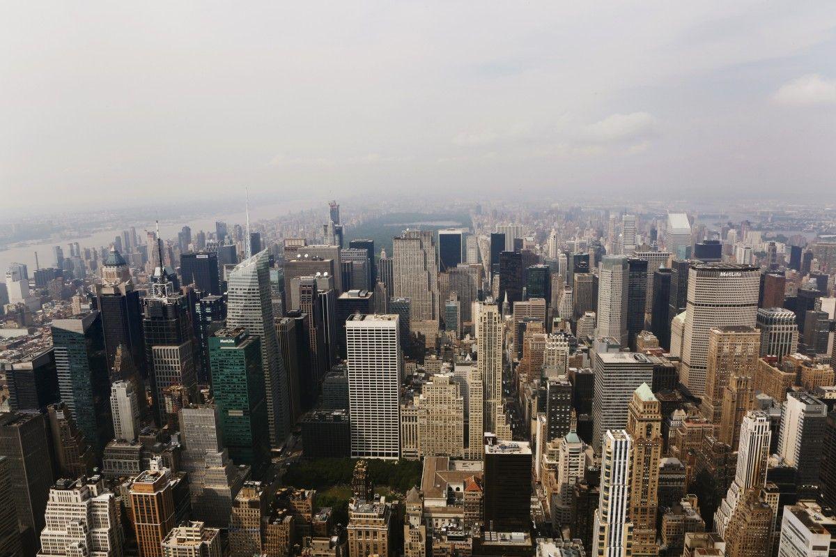 Нью-Йорк, ілюстрація / REUTERS