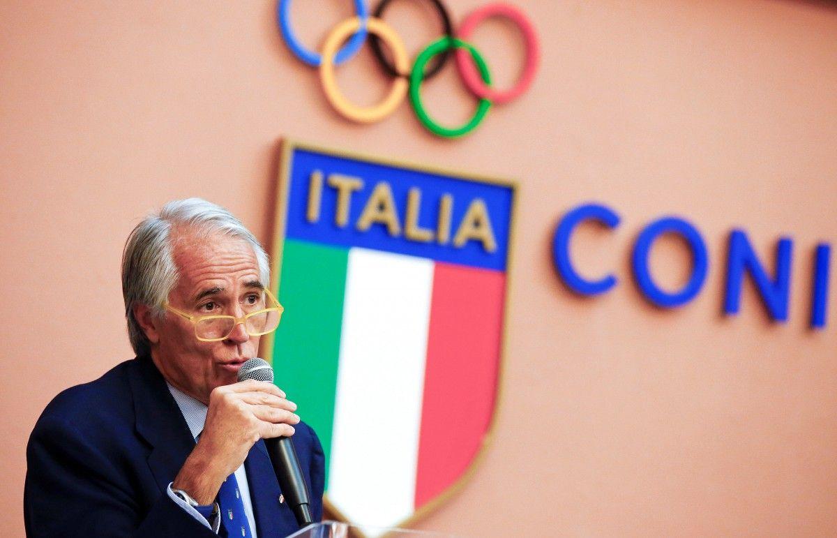НОК Италии отозвал заявку Рима на проведение Игр-2024  / Reuters