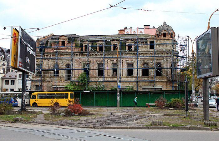 """""""Будинок Новікова"""" було передано приватній структурі всупереч законній процедурі / Фото weloveua.com"""