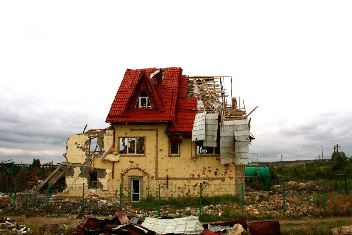 Населенные пункты в восточной Украине остаются городами-призраками / dailysignal.com