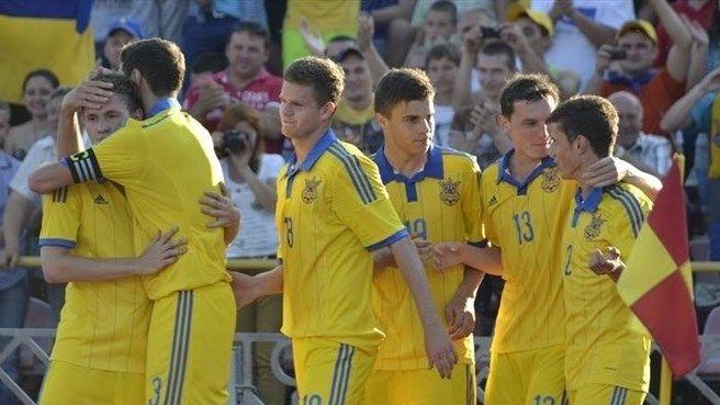 Молодежная сборная Украины сыграет с Латвией и Андоррой/ uefa.com