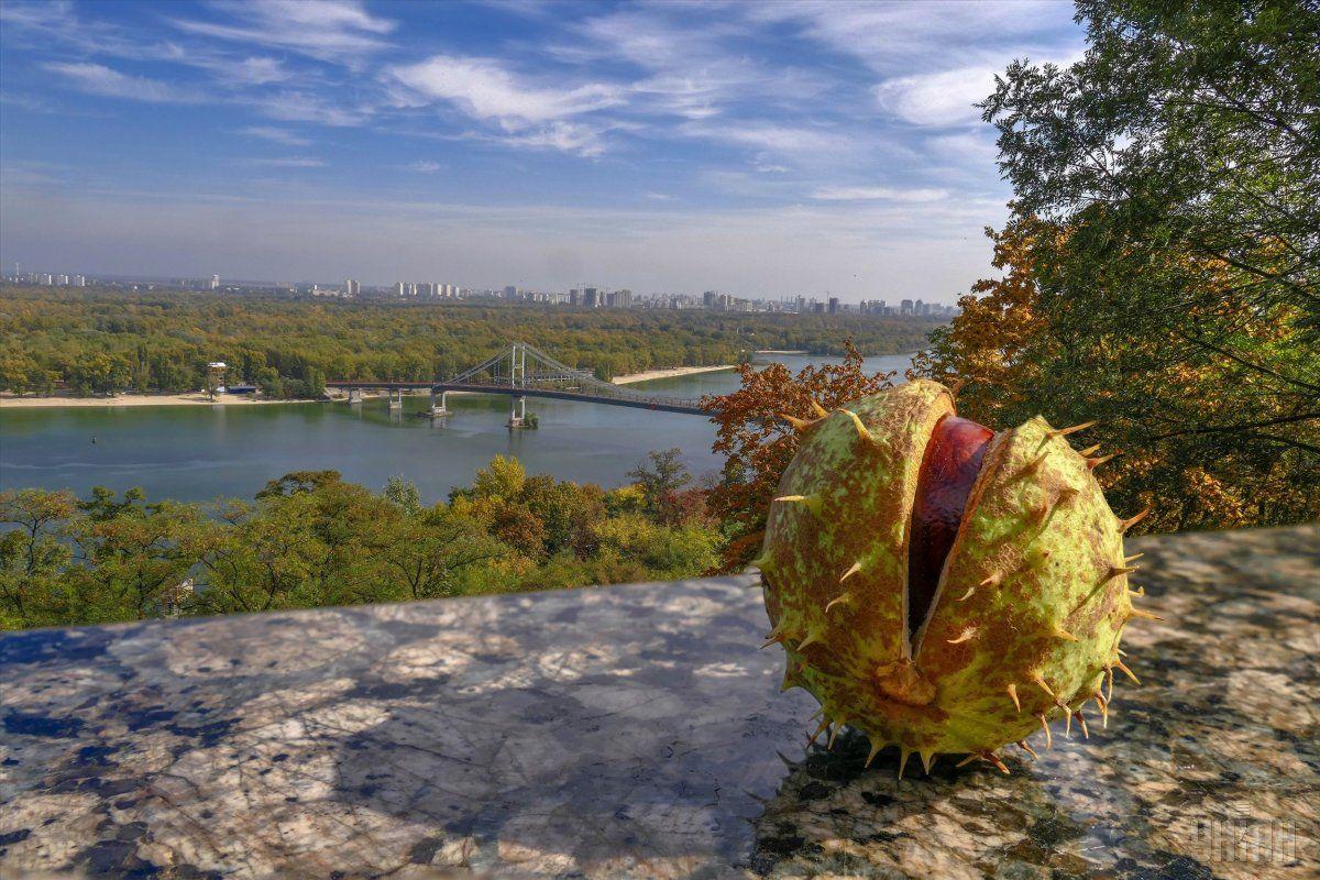 У Києві почалась метеорологічна осінь / фото УНІАН