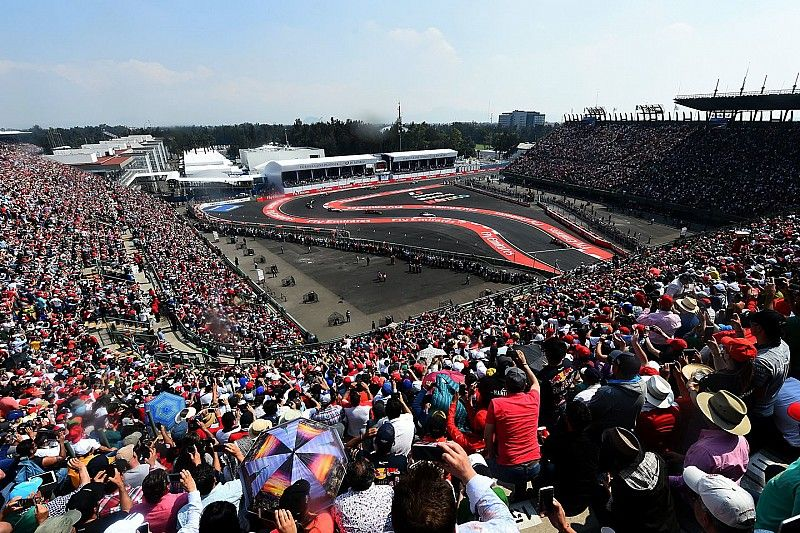 На Гран-при Мексики ожидают аншлаг / motorsport.com