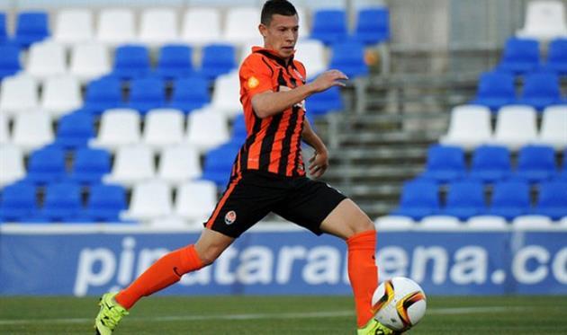 Борячук является одним из самых перспективных молодых украинских игроков / football.ua