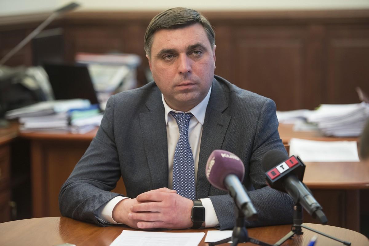Спасибко розповів про нові містобудівні повноваження КМДА / kievcity.gov.ua