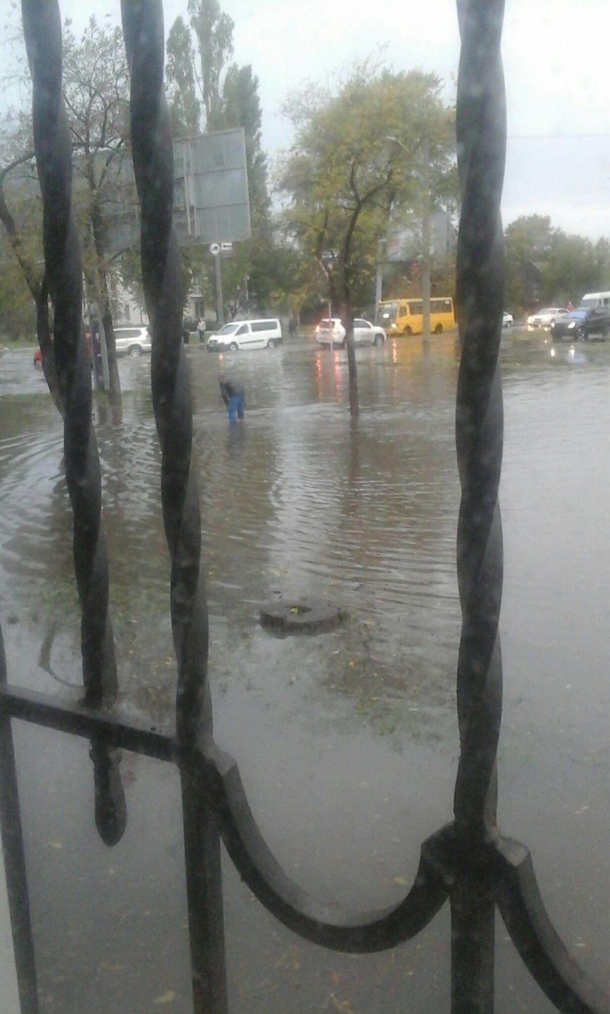 Потоп в Одессе / 048.ua