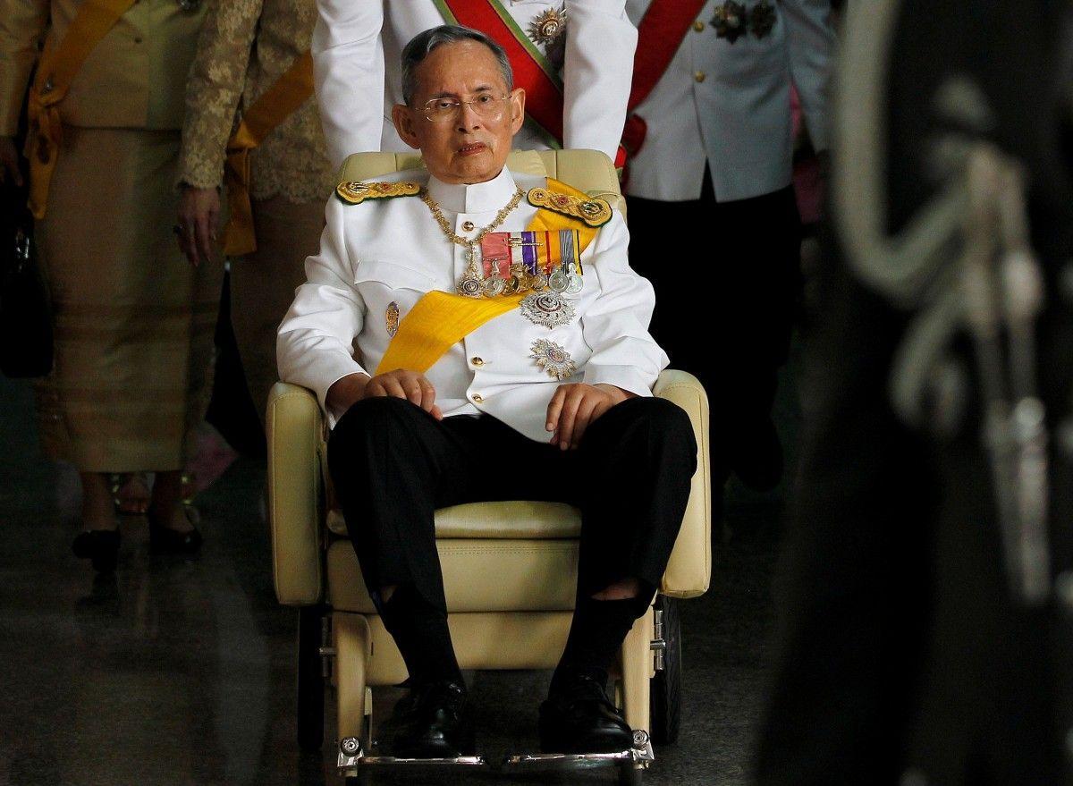 Умер король Таиланда / REUTERS