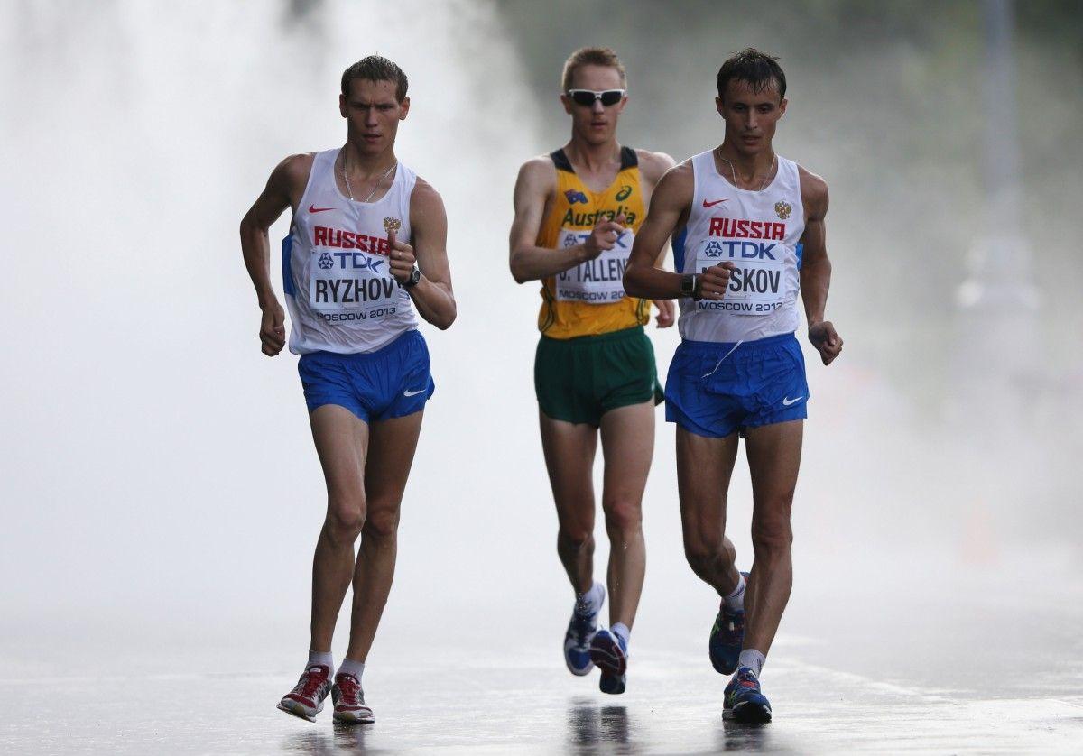 Список дисквалифицированных атлетов пополнила очередная группа россиян / sports.ru