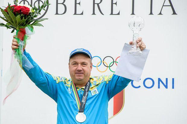 Мильчев завершил сезон серебром Кубка мира / noc-ukr.org