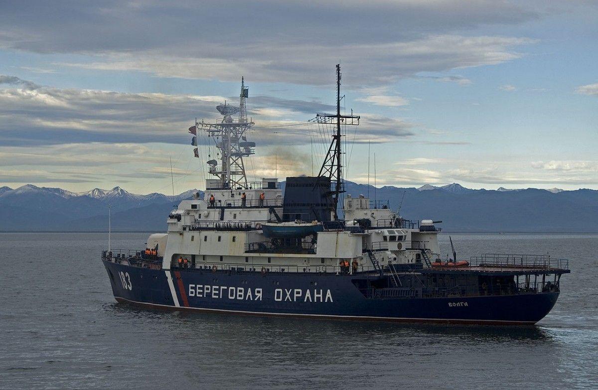 Российские пограничники, иллюстративное фото / wikipedia.org
