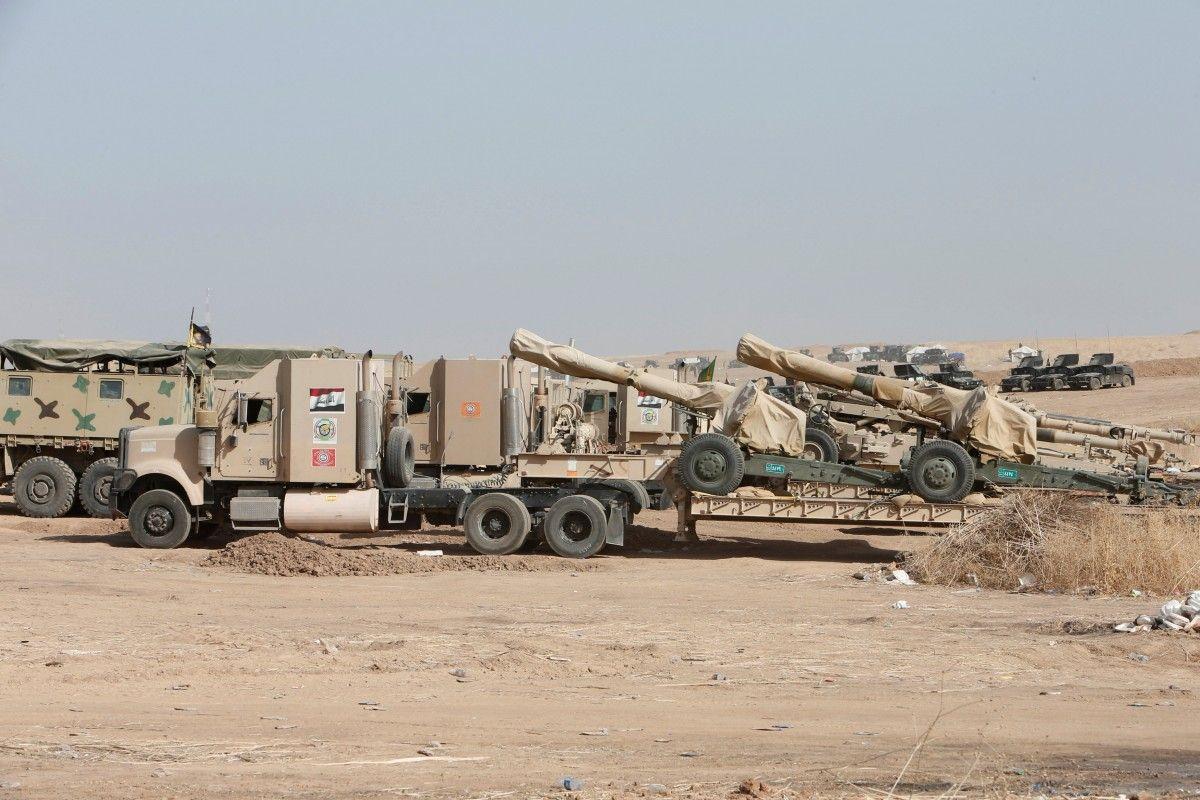 Іракська армія / REUTERS