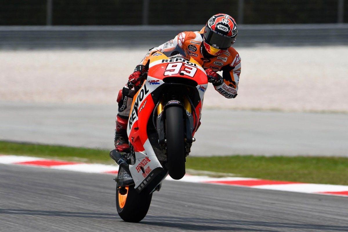 Маркес третий раз стал чемпионом мира / Red Bull