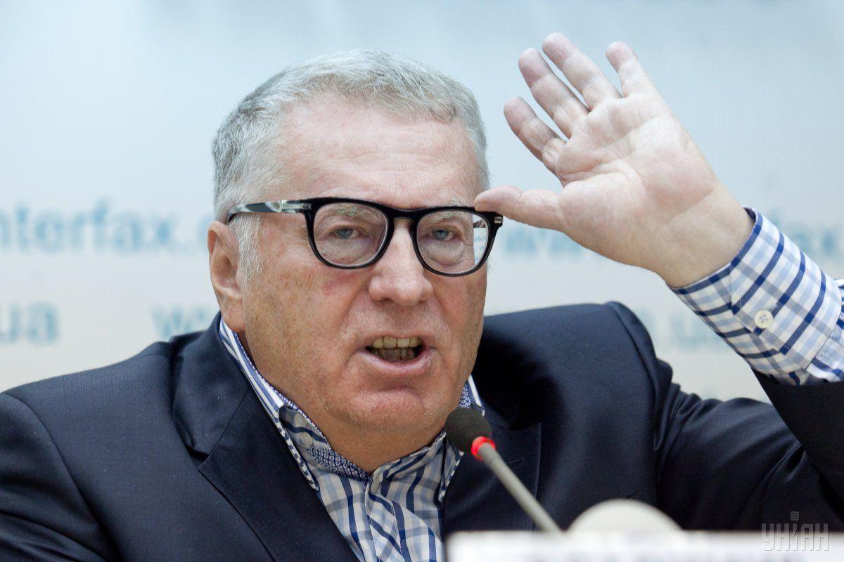 Жириновського викликали на допит в СБУ / фото УНІАН