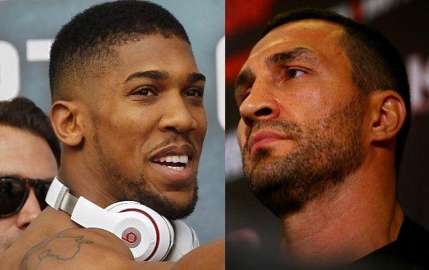 Бой между Джошуа и Кличко может сорваться / boxingscene.com
