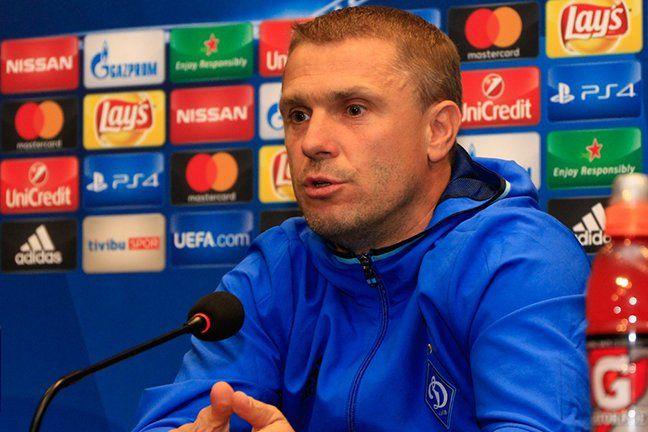 Ребров отметил, что в команде сейчас четыре голкипера / fcdynamo.kiev.ua