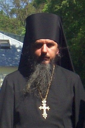 намісник столичного монастиря на честь Різдва Пресвятої Богородиці в урочищі