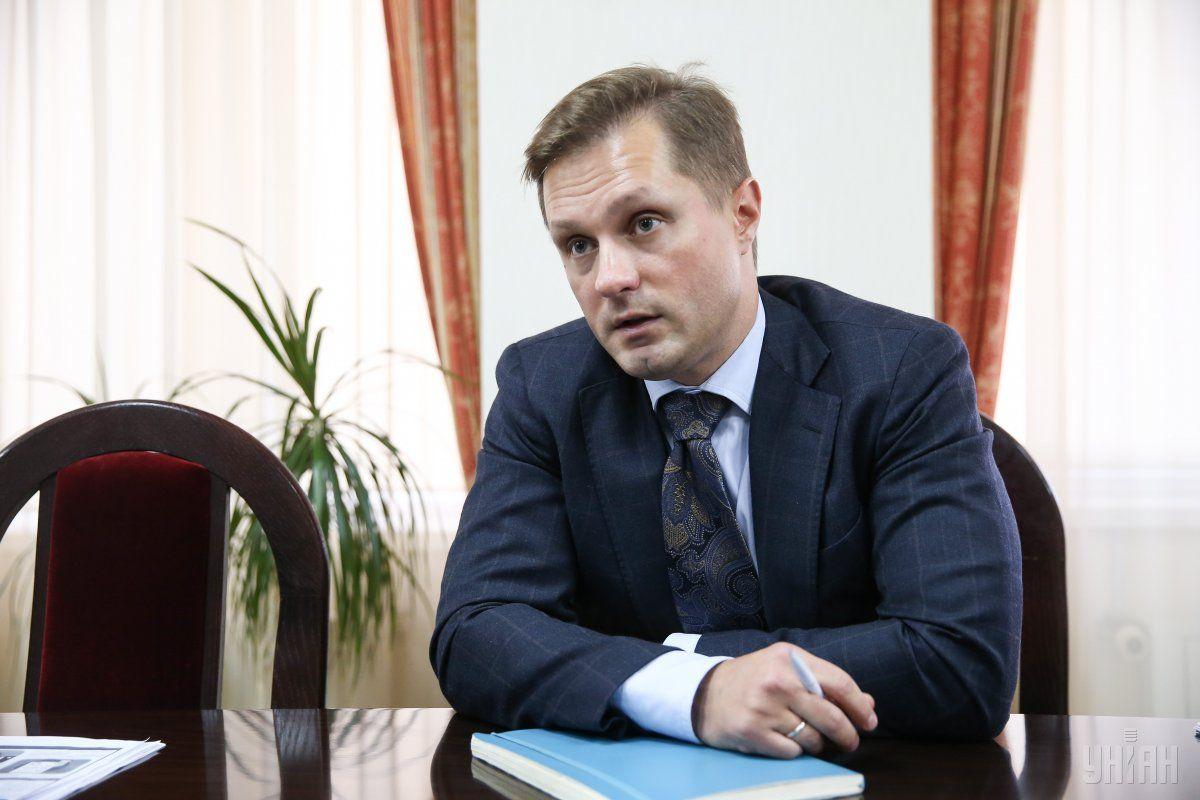 Председатель АМКУ Юрий ТерентьевФото УНИАН