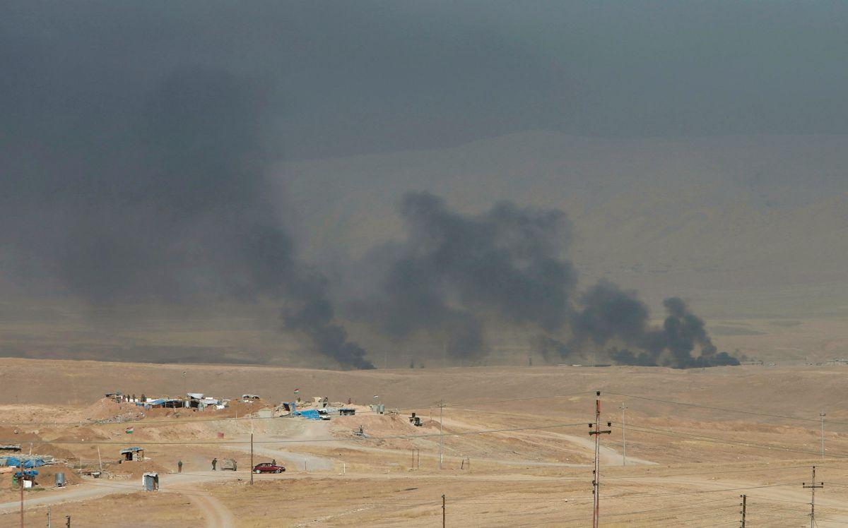 Авіаудари в Іраку / REUTERS