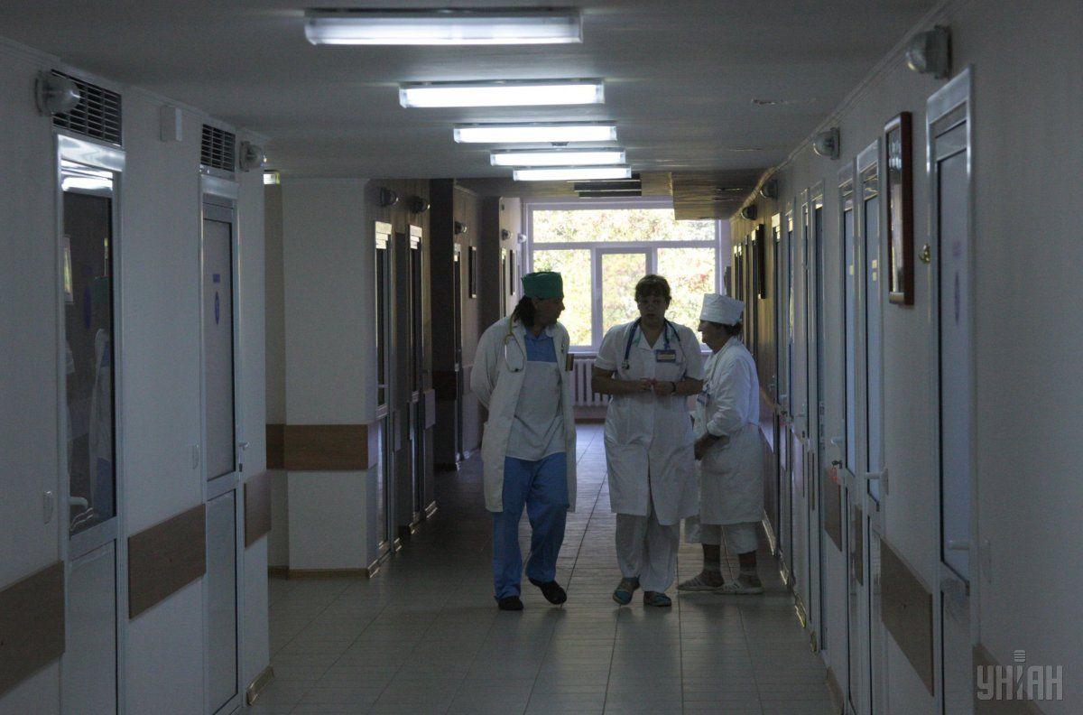 Состояние госпитализированных детей удовлетворительное \ УНИАН