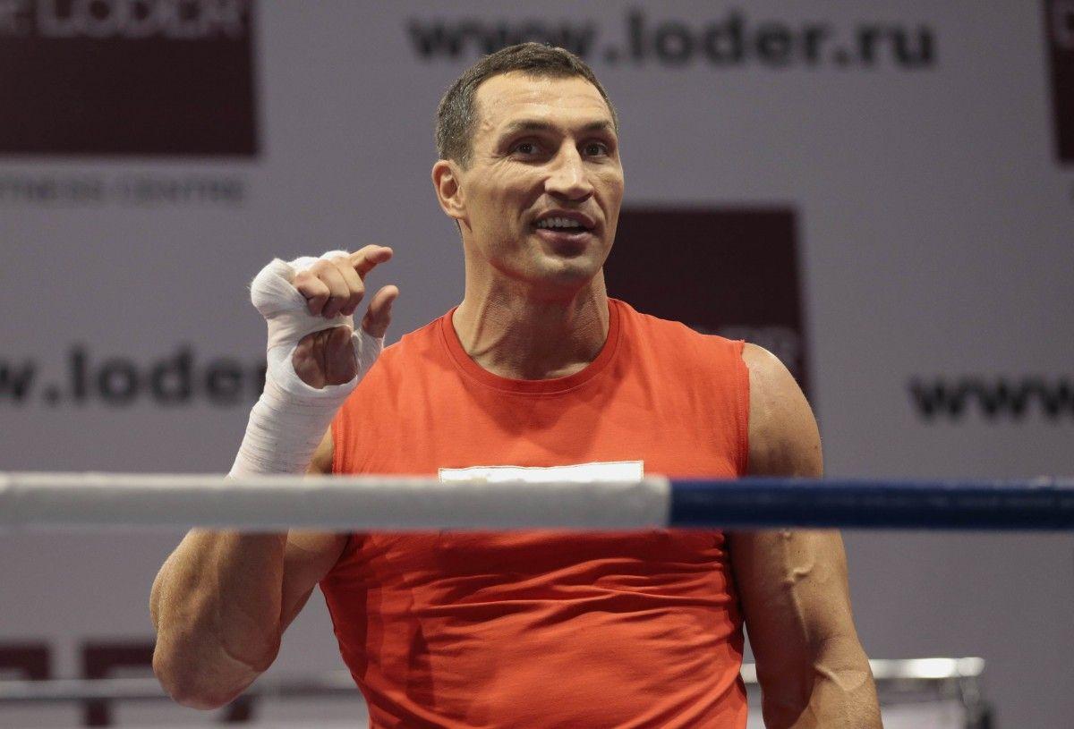 Кличко не собирается уходить из бокса / boxing-mma.com