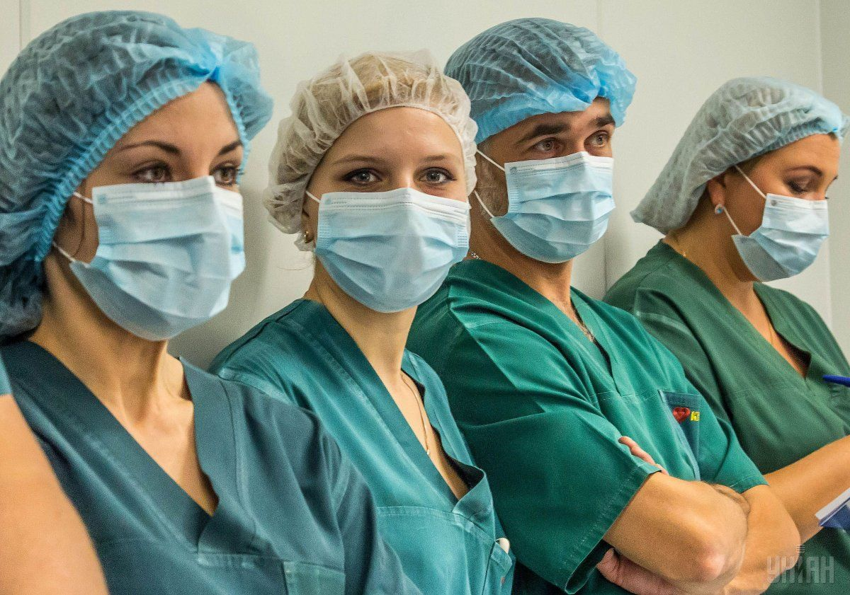 В Україні скоро будуть відзначати День медика / УНІАН
