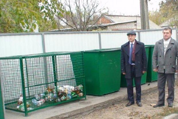 На Харьковщине вводят систему раздельного сбора мусора / Фото kharkivoda.gov.ua