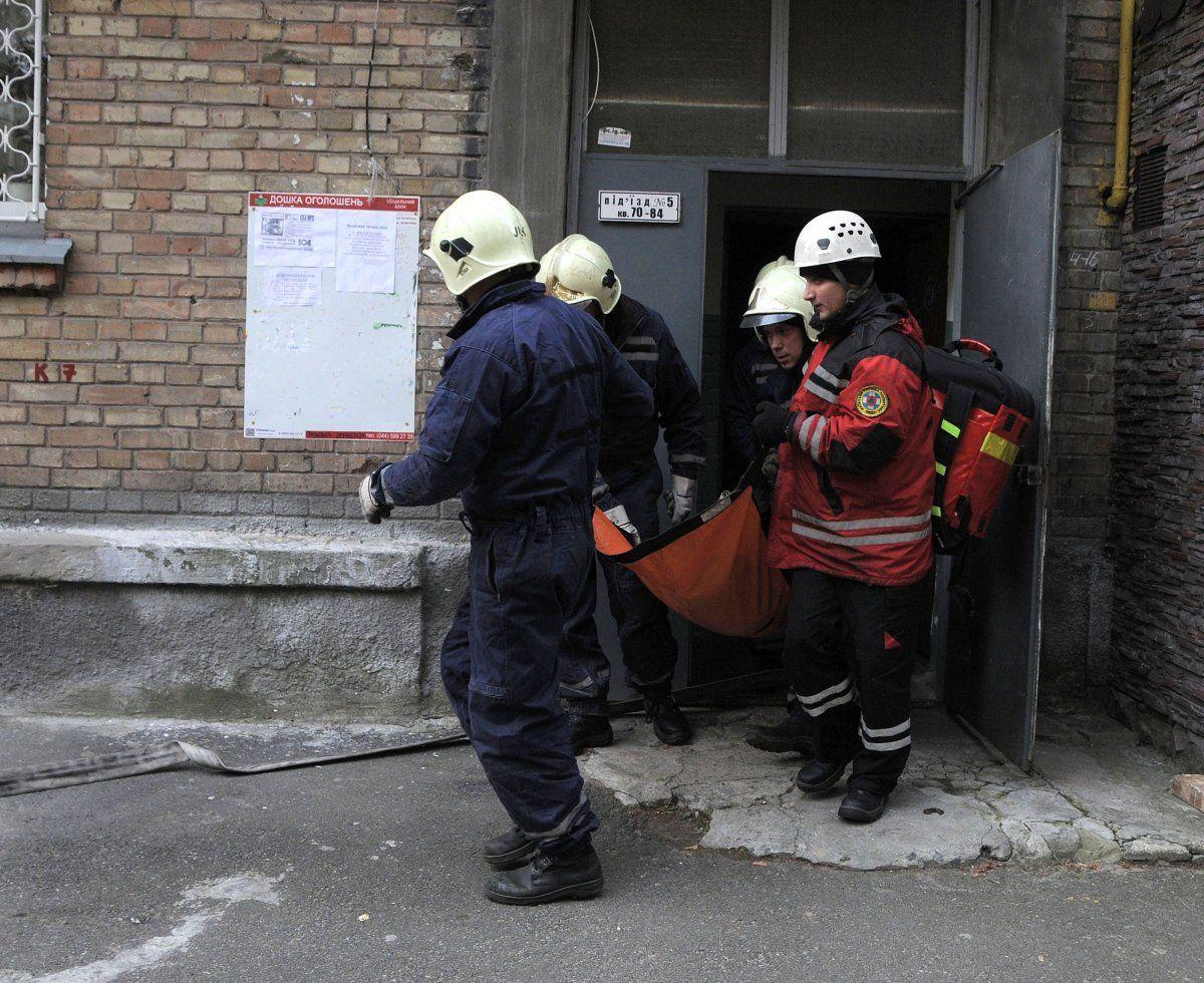 Рятувальники відпрацьовували майстерність на випадок погіршення погоди / Фото УНІАН