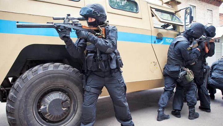 Инцидент произошел в Чечне / скриншот