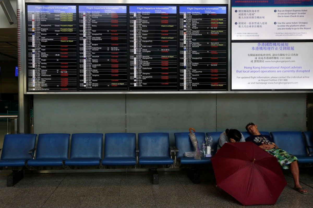 Залізничний вокзал в Китаї / REUTERS