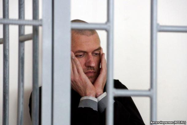 """За время отбывания """"наказания"""" Клых неоднократно обращался за медицинской помощью/ svoboda.org"""