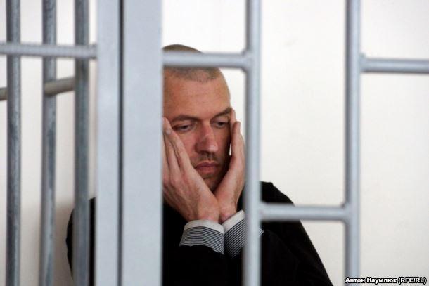 Клых объявил голодовку / фото svoboda.org