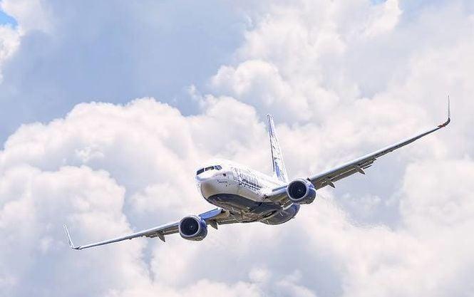 Білорусь вручила ноту протесту через інцидент з літаком Belavia / Belavia - Belarusian Airlines\ Facebook