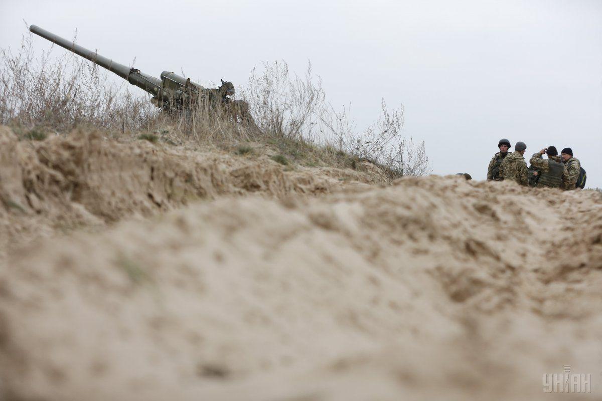 Боевики сегодня 10 раз нарушили Пасхальное перемирие / фото УНИАН