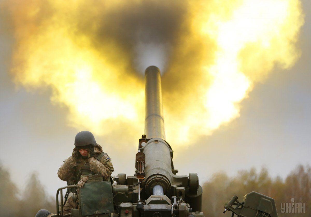 Через вражеские обстрелы силы АТО понесли потери / УНИАН