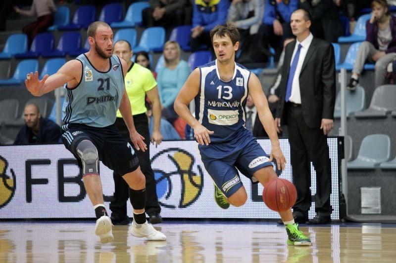 Тимофієнко (ліворуч) став героєм матчу / БК