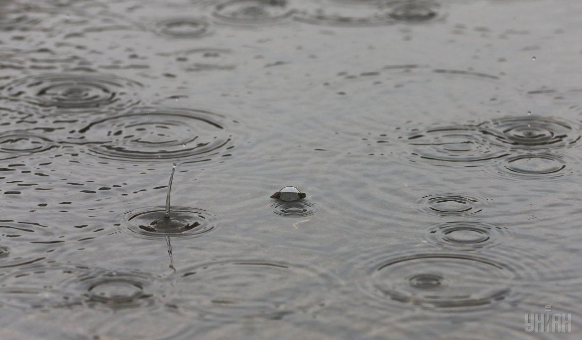 Завтра в Києві знову пройде дощ / УНІАН