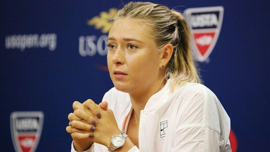 Марія Шарапова виключена з рейтингу WTA / Leonard Zhukovsky/Shutterstock