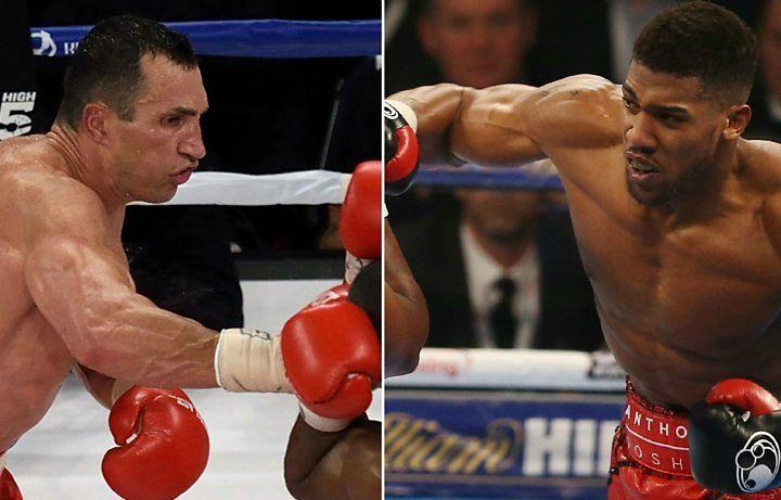 Кличко може зустрітися з Джошуа в березні / boxingscene.com