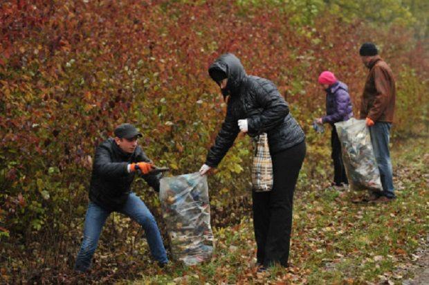На Тернопільщині провели день довкілля / Фото прес-служби Тернопільської ОДА