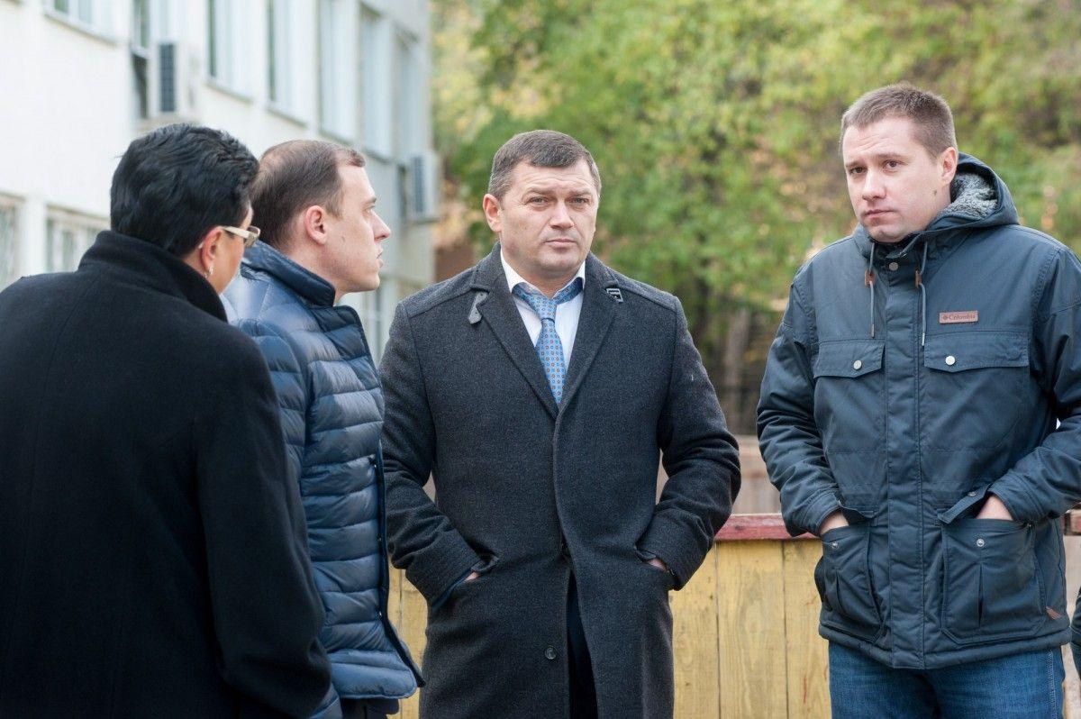 Микола Поворозник / Фото kievcity.gov.ua