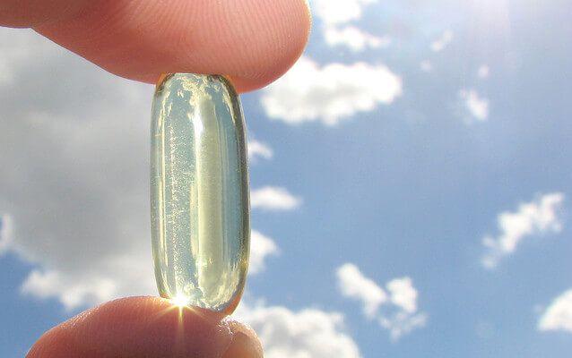 Благодаря солнцу вырабатывается витамин D / Фото: estet-portal.com