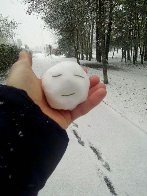 Сніг на Київщині