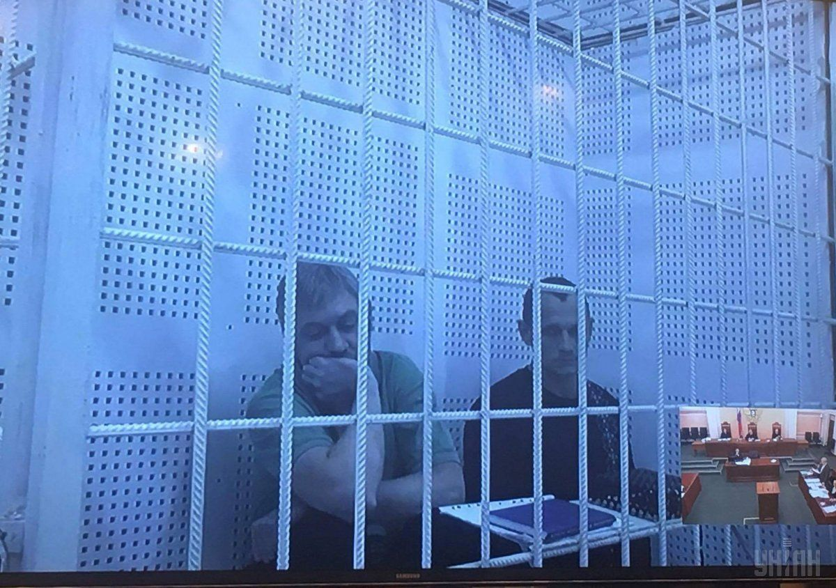 У 2016 році українців Миколу Карпюка і Станіслава Клиха засудили до 22,5 і 20 років ув'язнення / фото УНІАН