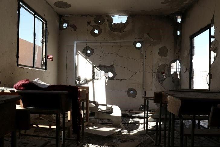 Ідліб, Сирія / REUTERS