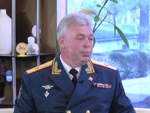 Гайдаржийский Степан, бывший украинский офицер / Скриншот видео