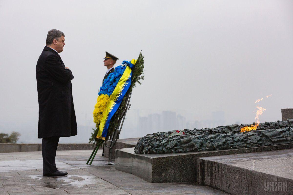 День освобождения от немецко-фашистских захватчиков / фото УНИАН